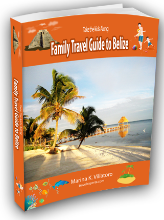 Belize Guide Books