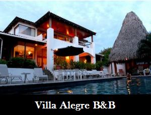 Villa Alegre BB Tamarindo Hotels