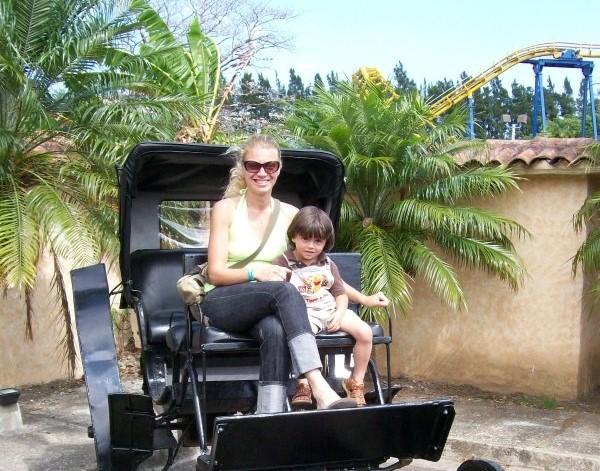 Amusement Park in costa rica