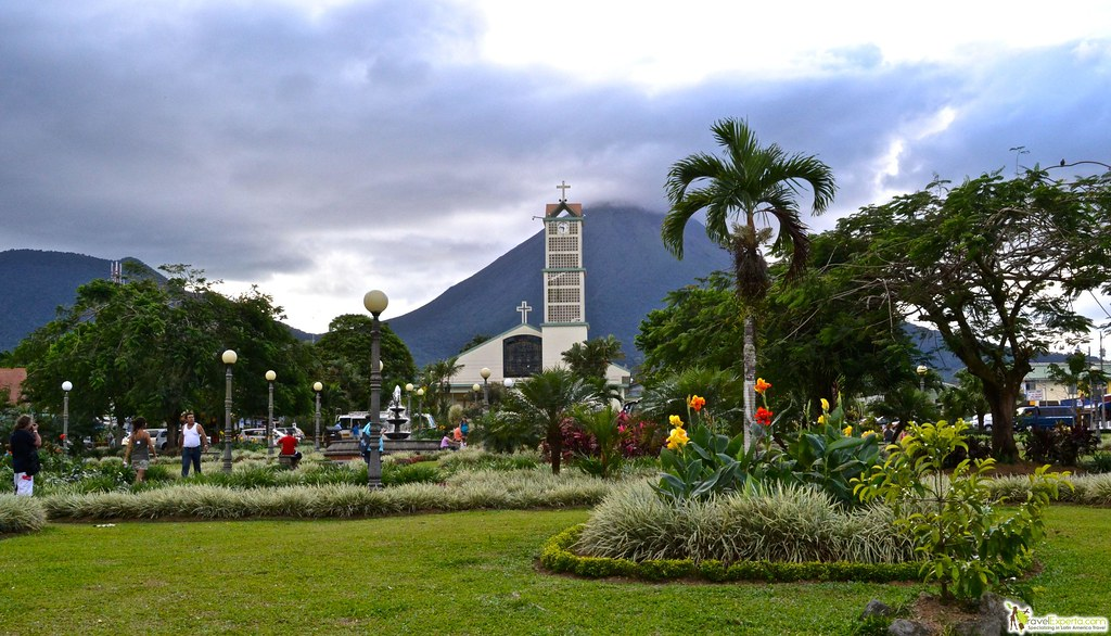 Costa Rica's Natural Wonder - The Mighty Arenal Volcano Costa Rica