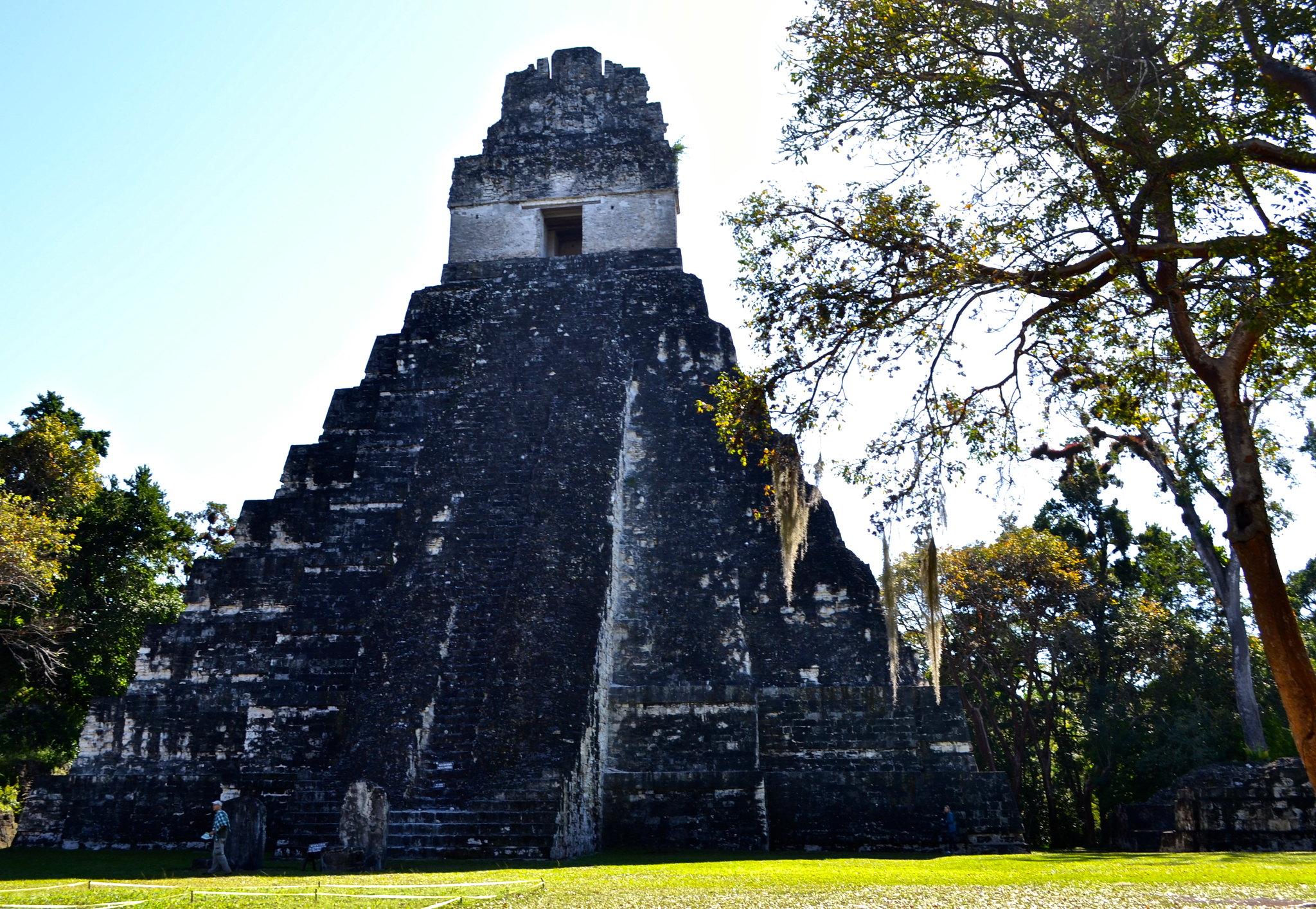 Mayan Ruins Tikal, Guatemala