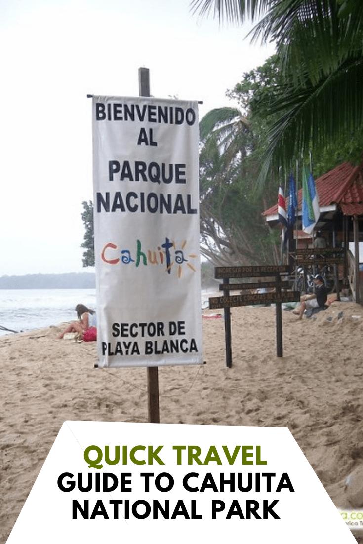 Quick Travel Guide to Cahuita National Park, Costa Rica