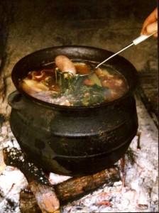 Traditional Costa Rican Food - olla de carne