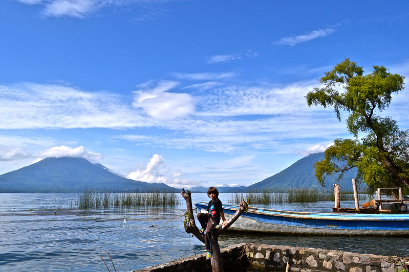 Facts for Travelers About Lake Atitlan Guatemala