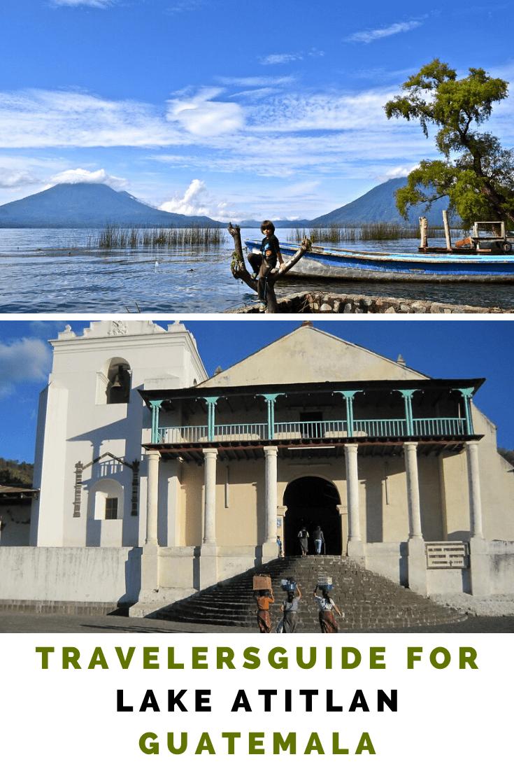 Facts for Travelers About Lake Atitlan Guatemala