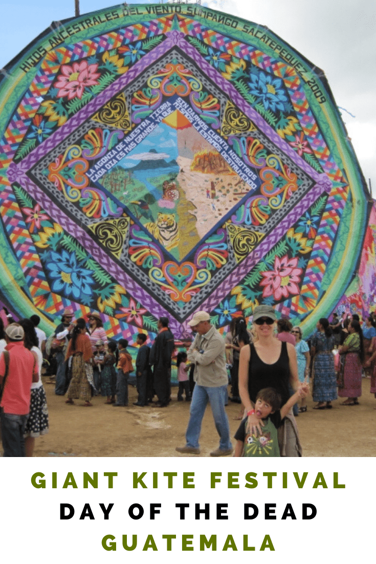 Cultural Festivals - Day of the Dead Guatemala