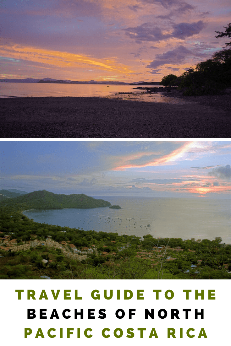 Travel Guide to the Beaches of North Pacific Costa Rica