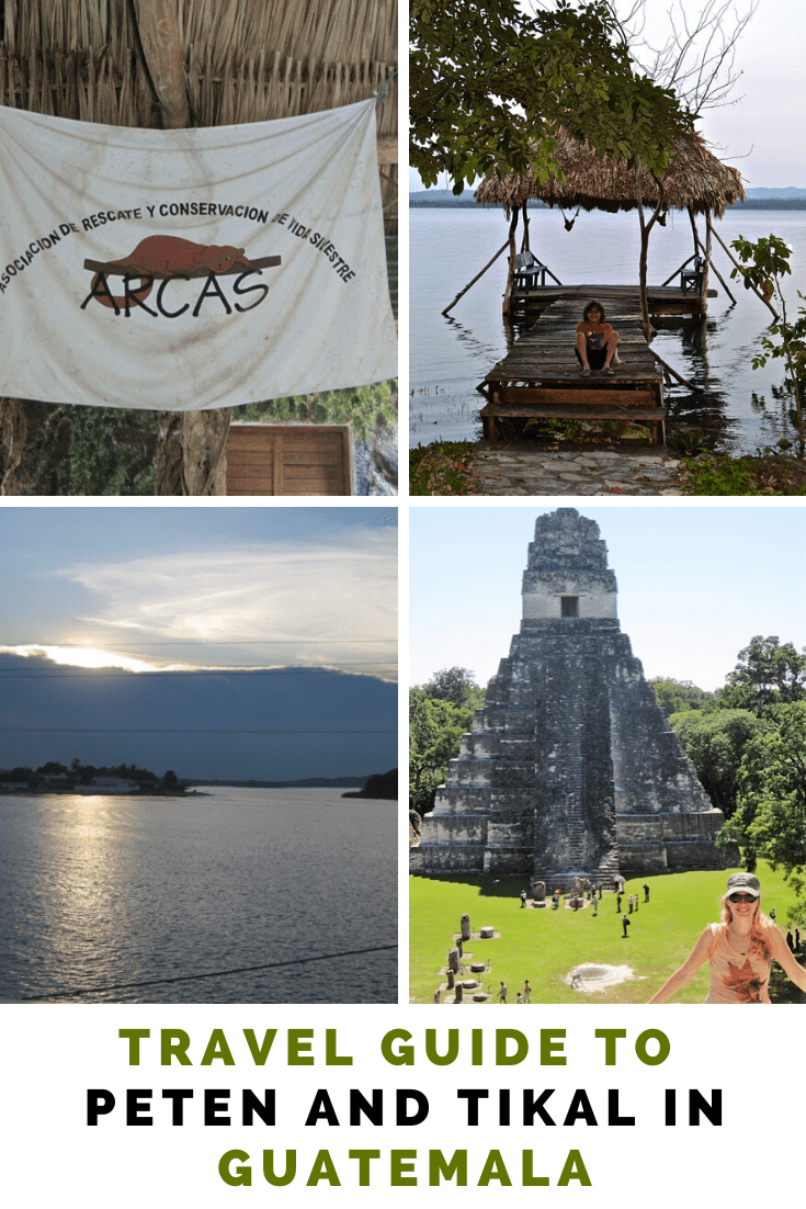 Fact and Tips to Travel To Tikal and The Peten Department in Guatemala