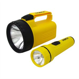 dorcy's-6v-and-2D-led-flash-light