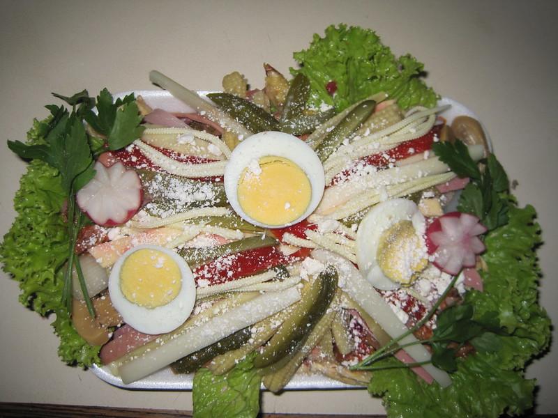 Guatemala Traditional Dish - Guatemala Fiambre