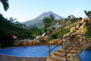 Hotel In Arenal Volcano La Fortuna With Hot Springs Costa Rica