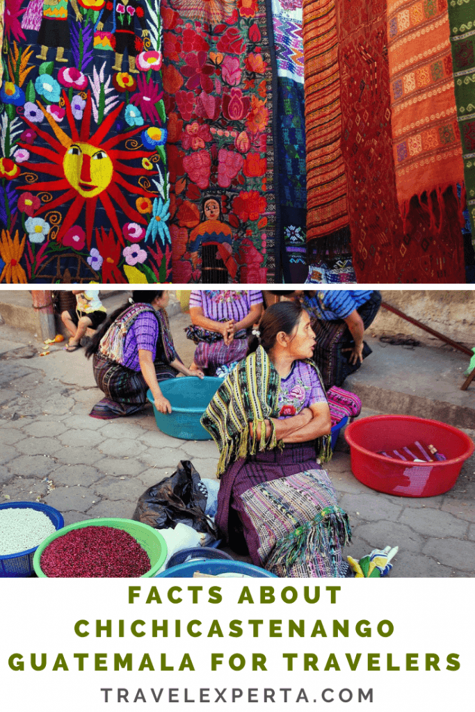 Facts About Chichicastenango Guatemala for Travelers