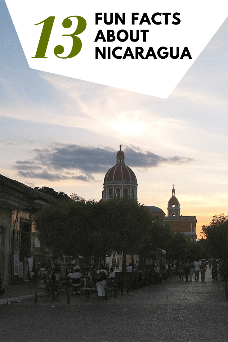 13 Fun Facts About Nicaragua for Travelers