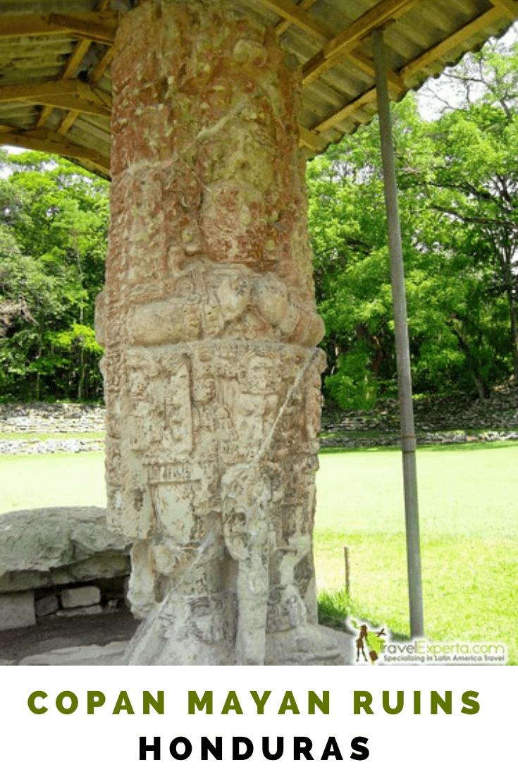Visit to Copan Ruins Honduras - Mayan Ceremonial Site