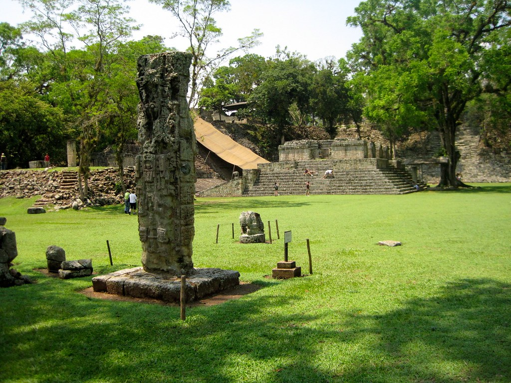 Fun Facts About Honduras - Copan mayan ruins