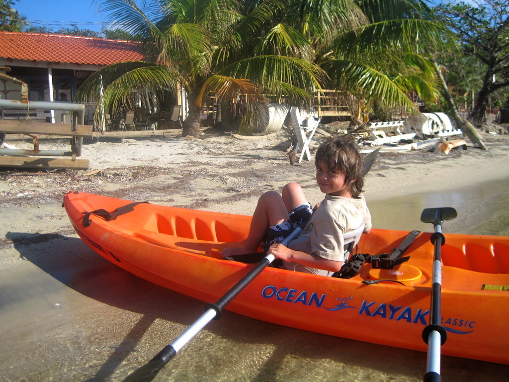 Fun Facts About Honduras - Kayaking in Utila