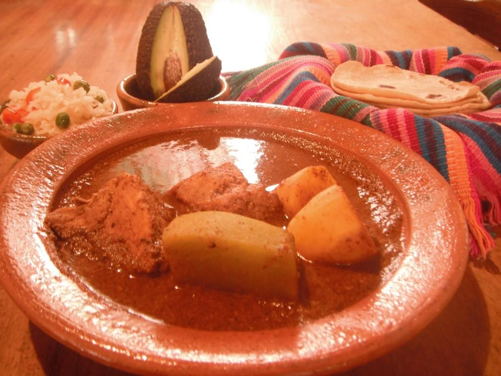 Guatemalas national and traditional dish pepian guatemalas national dish pepian i forumfinder Choice Image