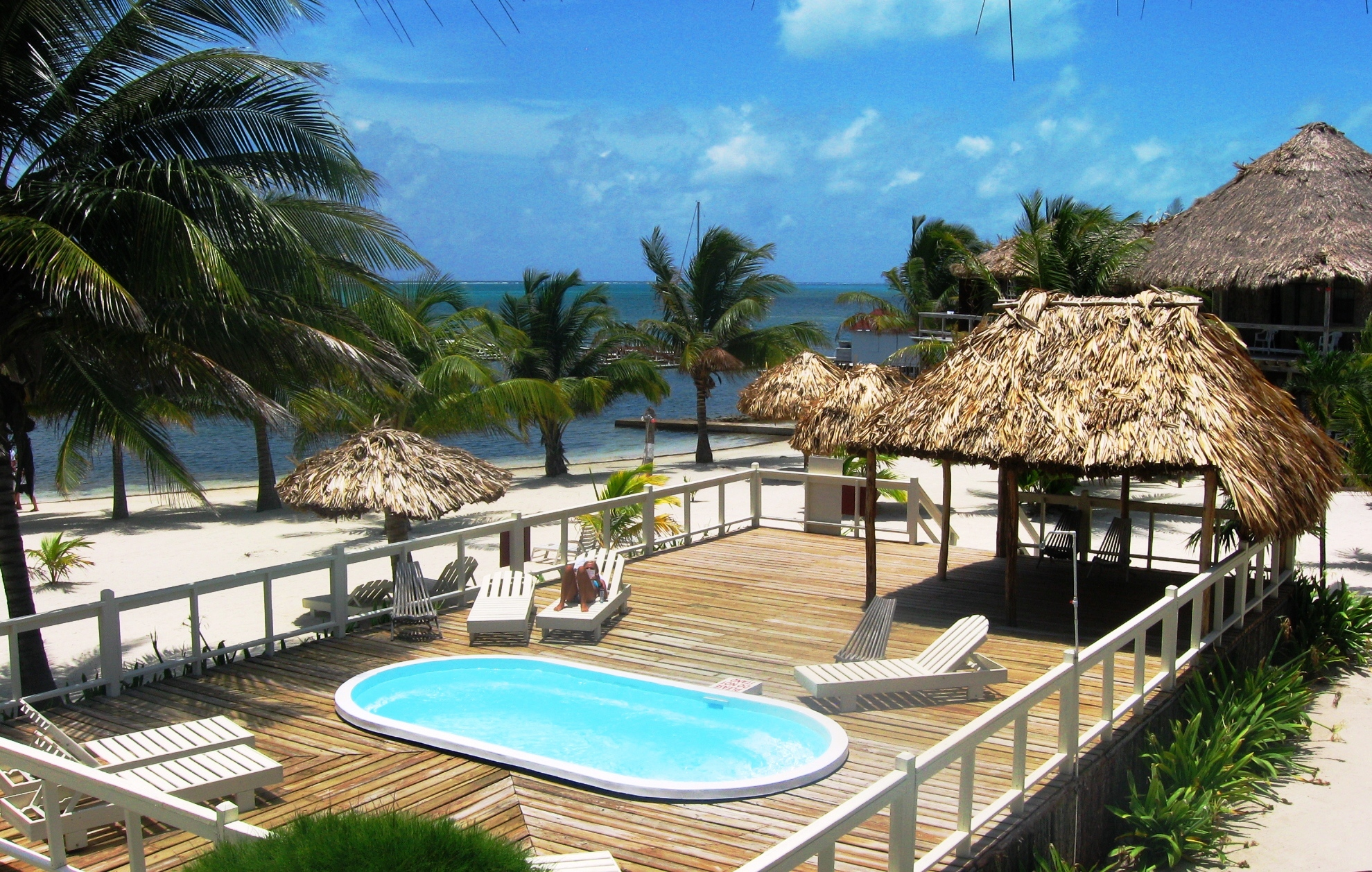 Hotel In Ambergris Caye