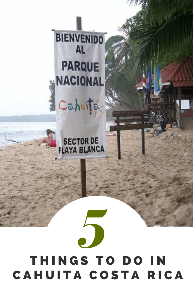 The Top 5 Things to Do in Cahuita, Costa Rica