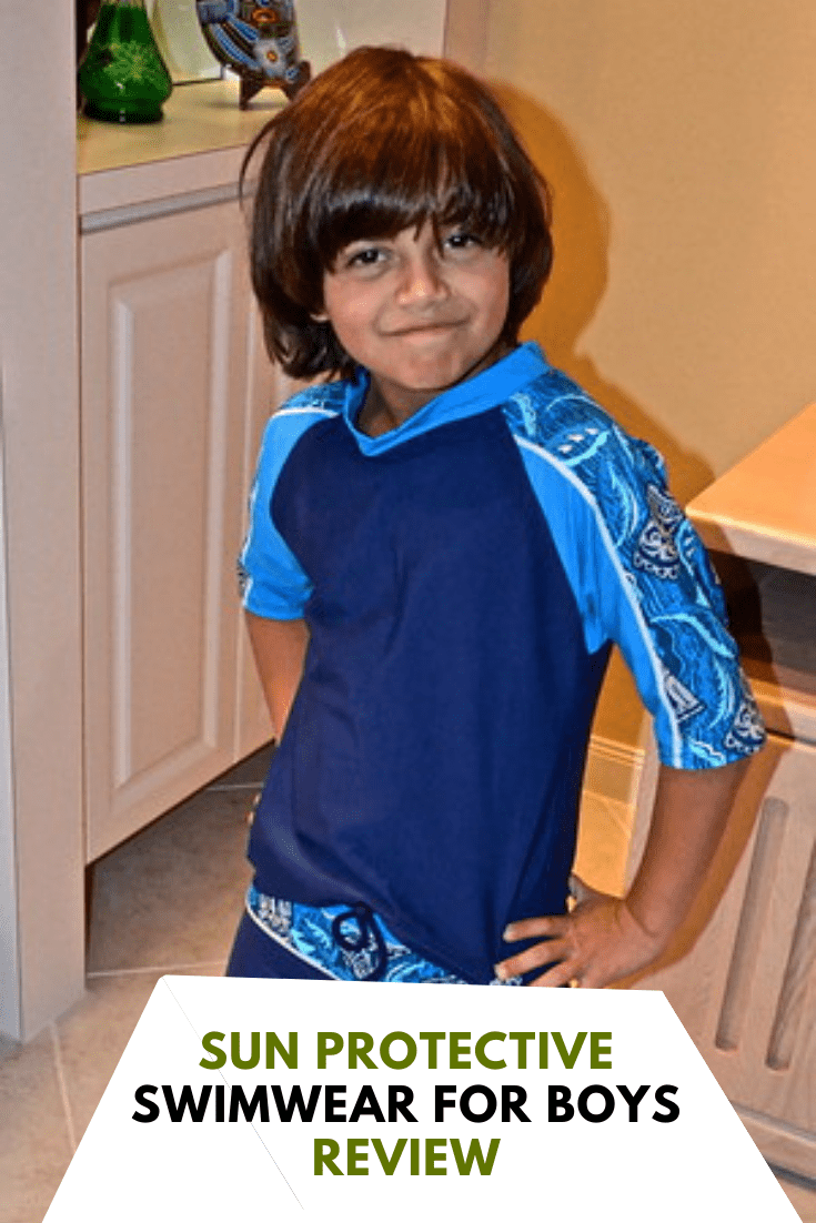 Sun Protective Swimwear for Boys - A Must Have!