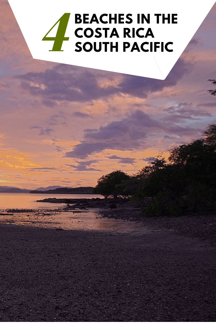 4 Best Beaches in Costa Rica South Pacific