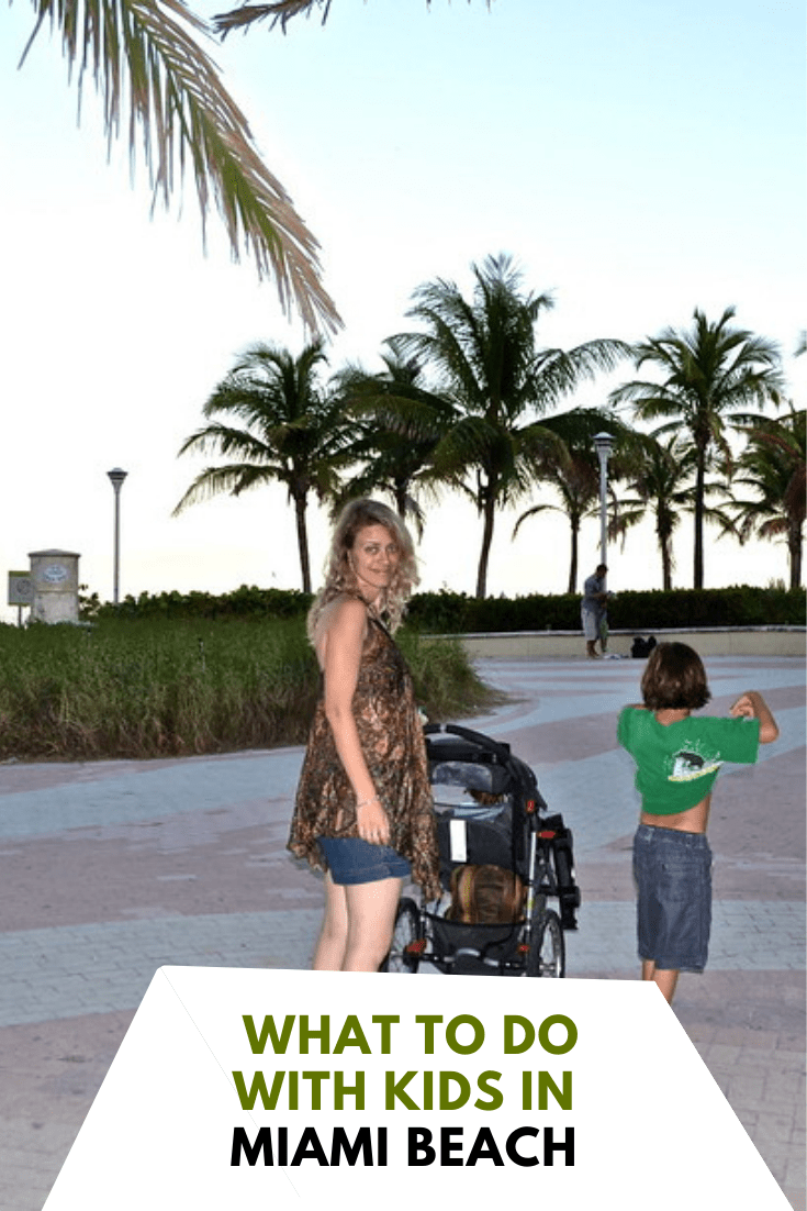 What To Do With Kids in Miami Beach Photo Essay