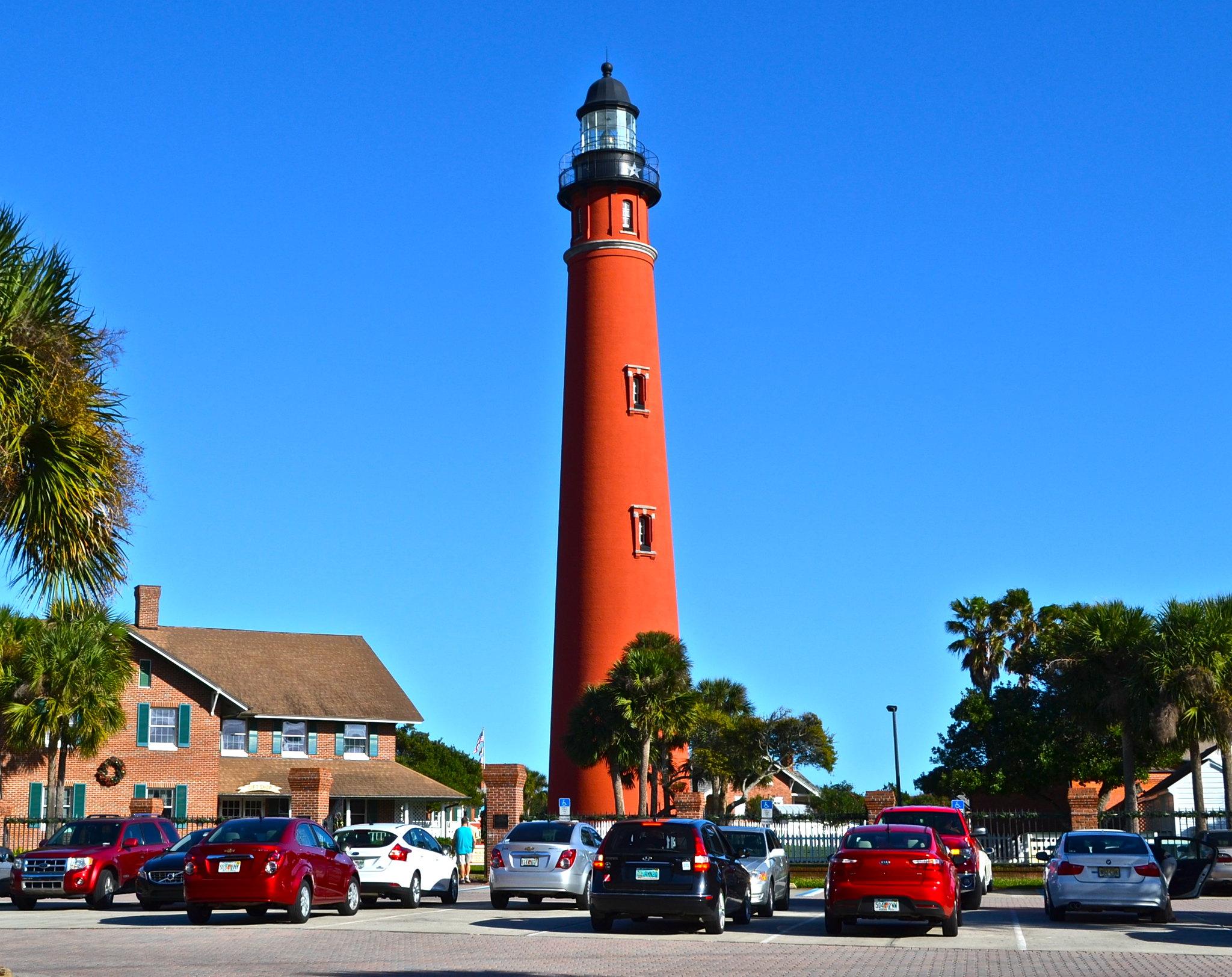 Tallest light house Florida