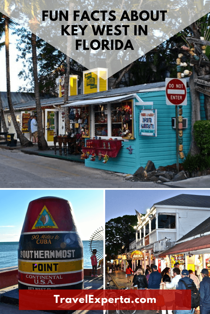 Fun Facts About Key West in Florida
