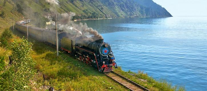 Trans-Siberian Railway   Image by Michael Schneider