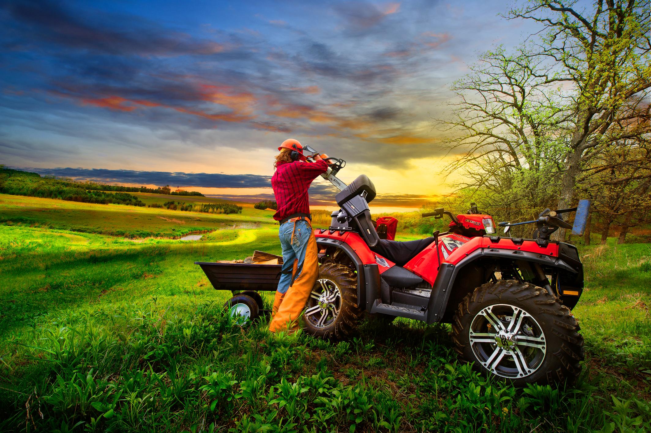 Adventure Travel - Top 5 ATV Brands & Equipment