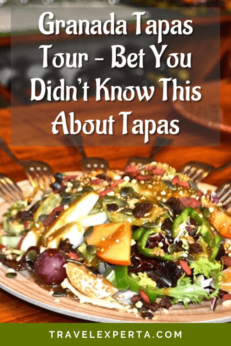 Granada Tapas Tour - Bet You Didn't Know This About Tapas