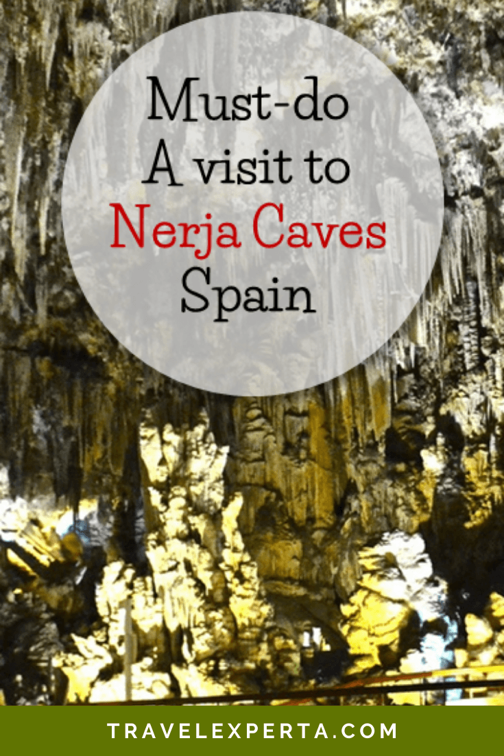 Must-Do A Visit to Nerja Caves, Spain