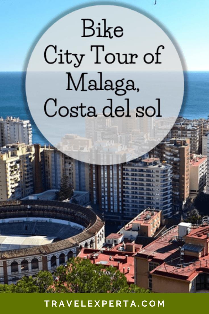 Bike City Tour of Malaga, Costa Del Sol - Spain
