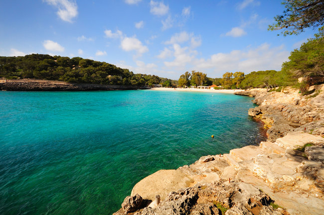 Beaches of Majorca