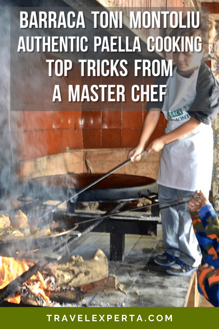 Barraca Toni Montoliu - Authentic Paella Cooking Class - Top Tricks from a Master Chef