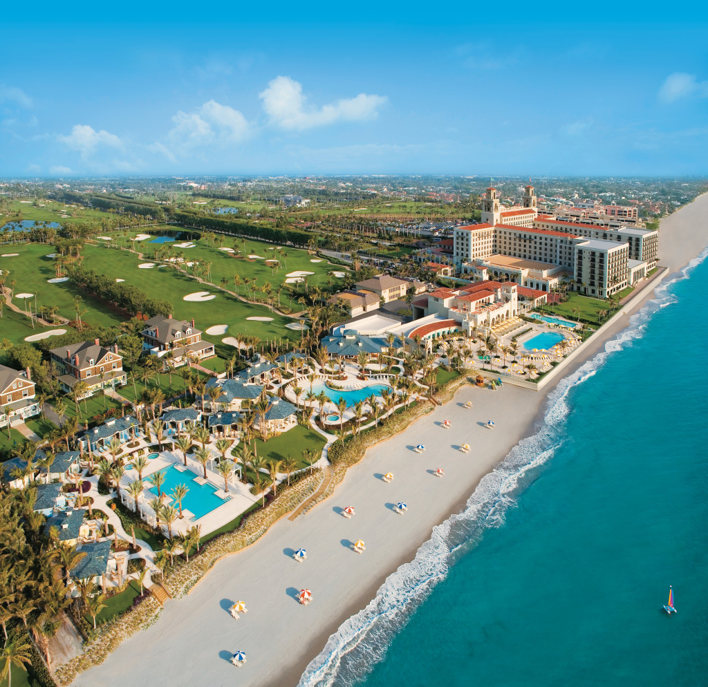 Family Summer Vacation at The Breakers Palm Beach, Florida