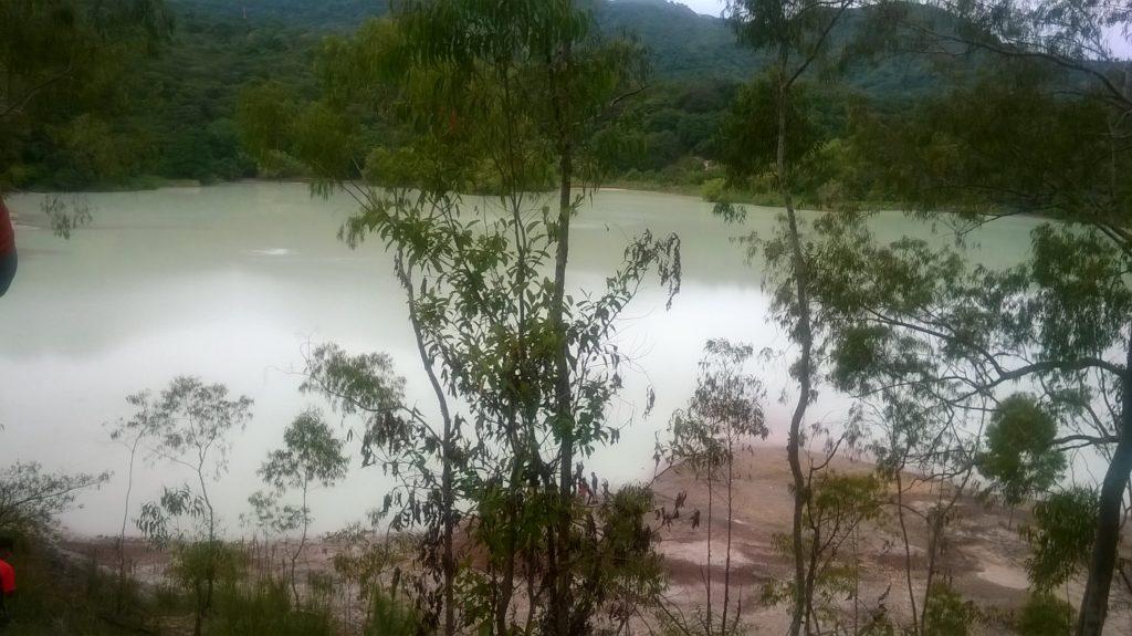 ixpaco lagoon
