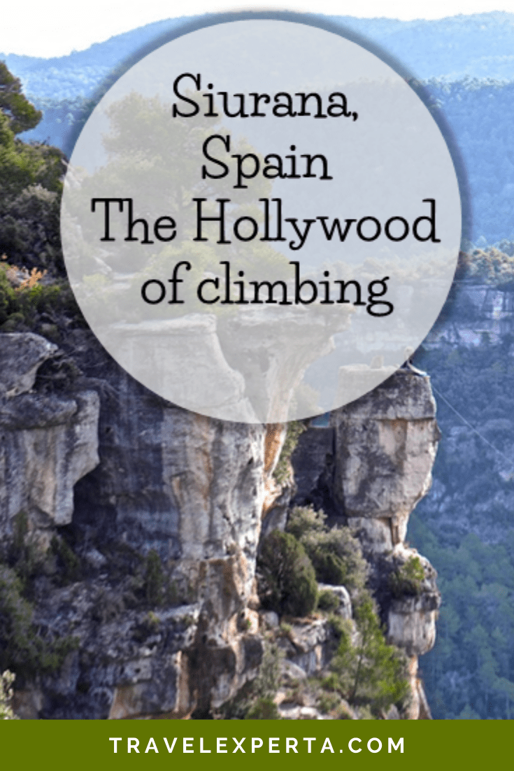 Siurana, Spain - The Hollywood of Climbing