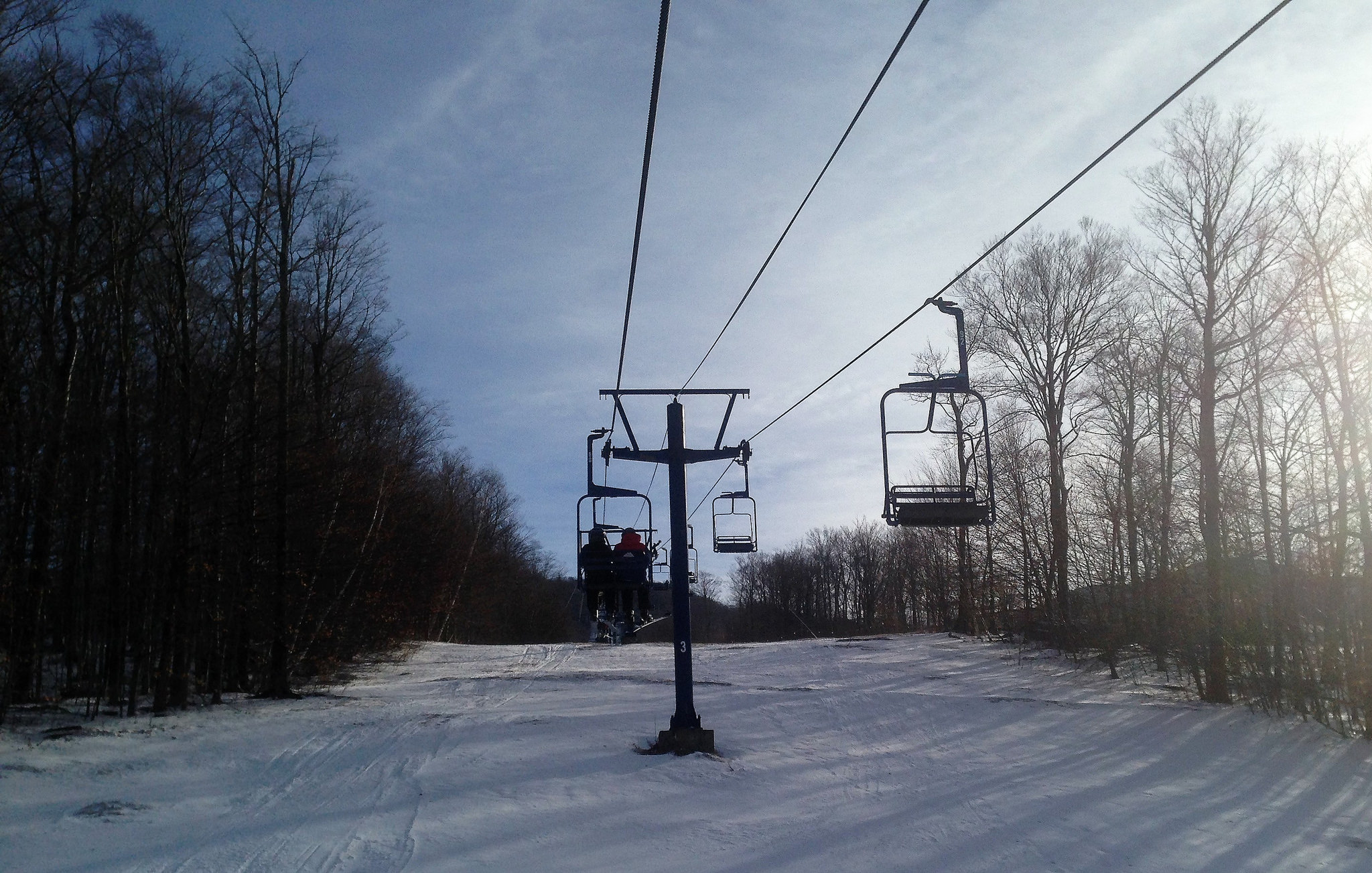ski lift, vermont ski resort