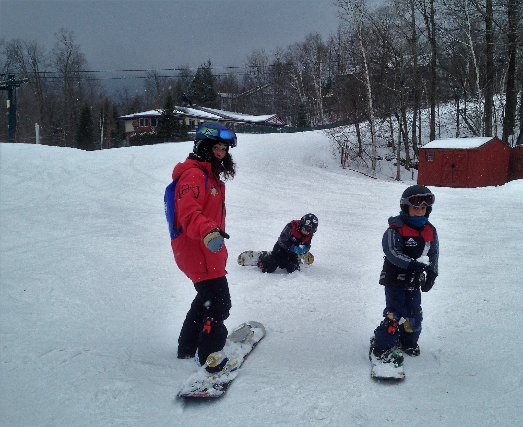 snowboarding classes for kids, vermont ski resorts
