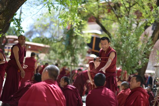 Tibet Travel - Sera monastery