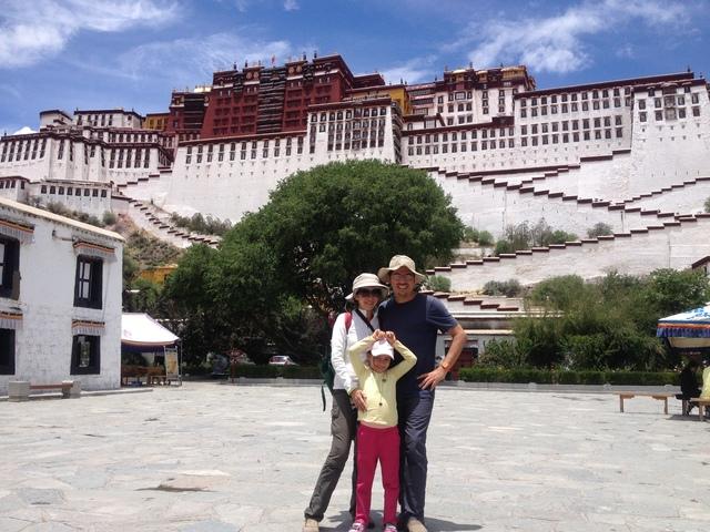 Tibet Travel - Family Tour