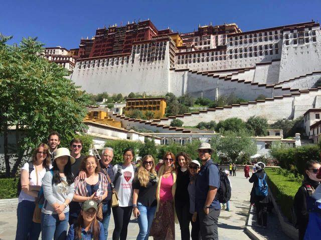 Tibet Travel - Potala palace