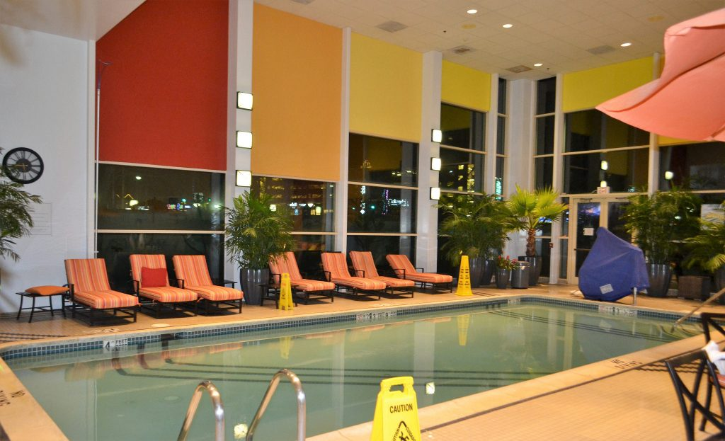sheraton atlantic city - pool