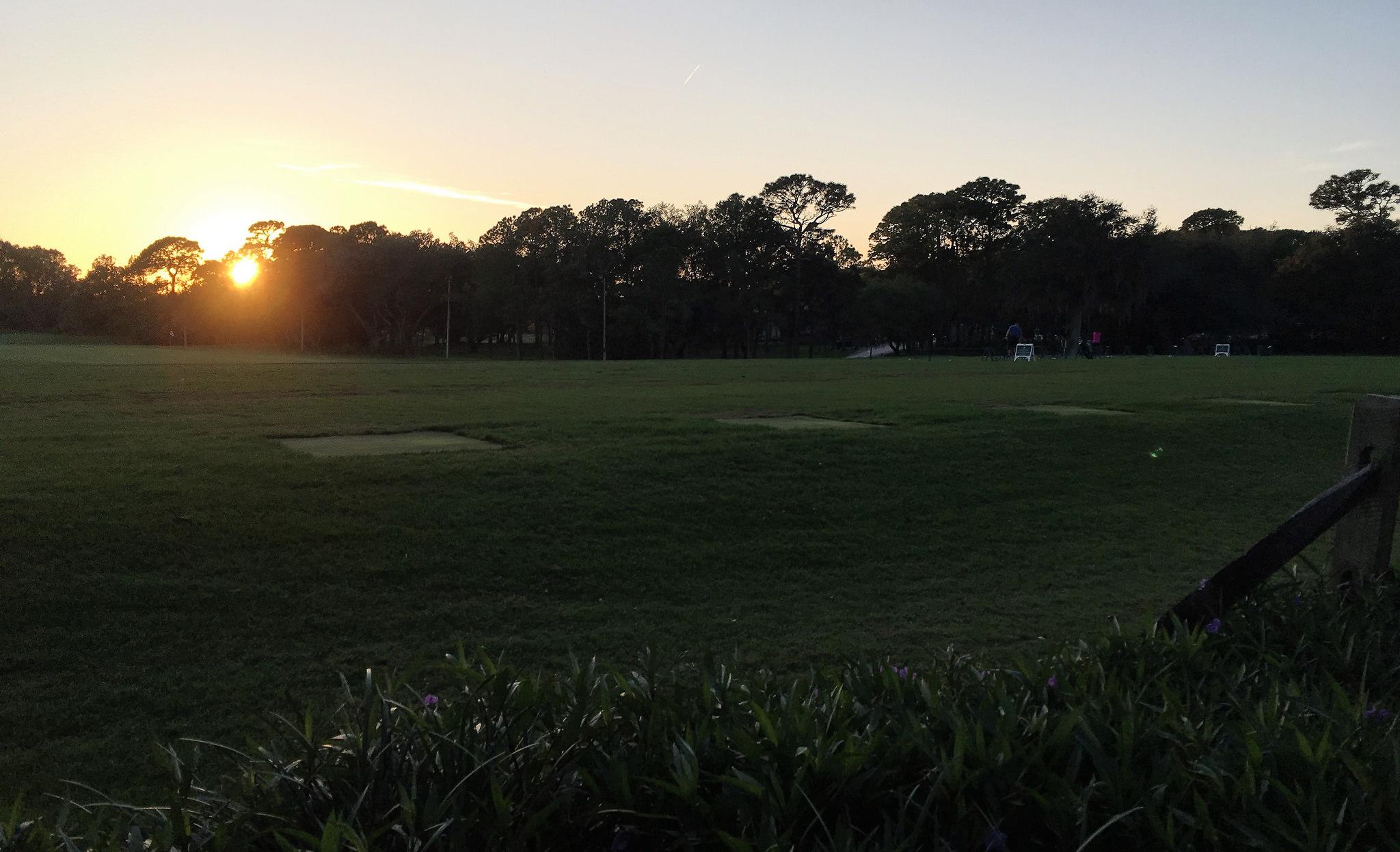 sunset, golf resorts in florida, florida golf resorts