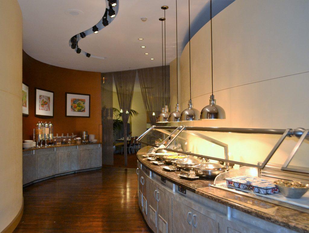 sheraton atlantic city - breakfast buffet