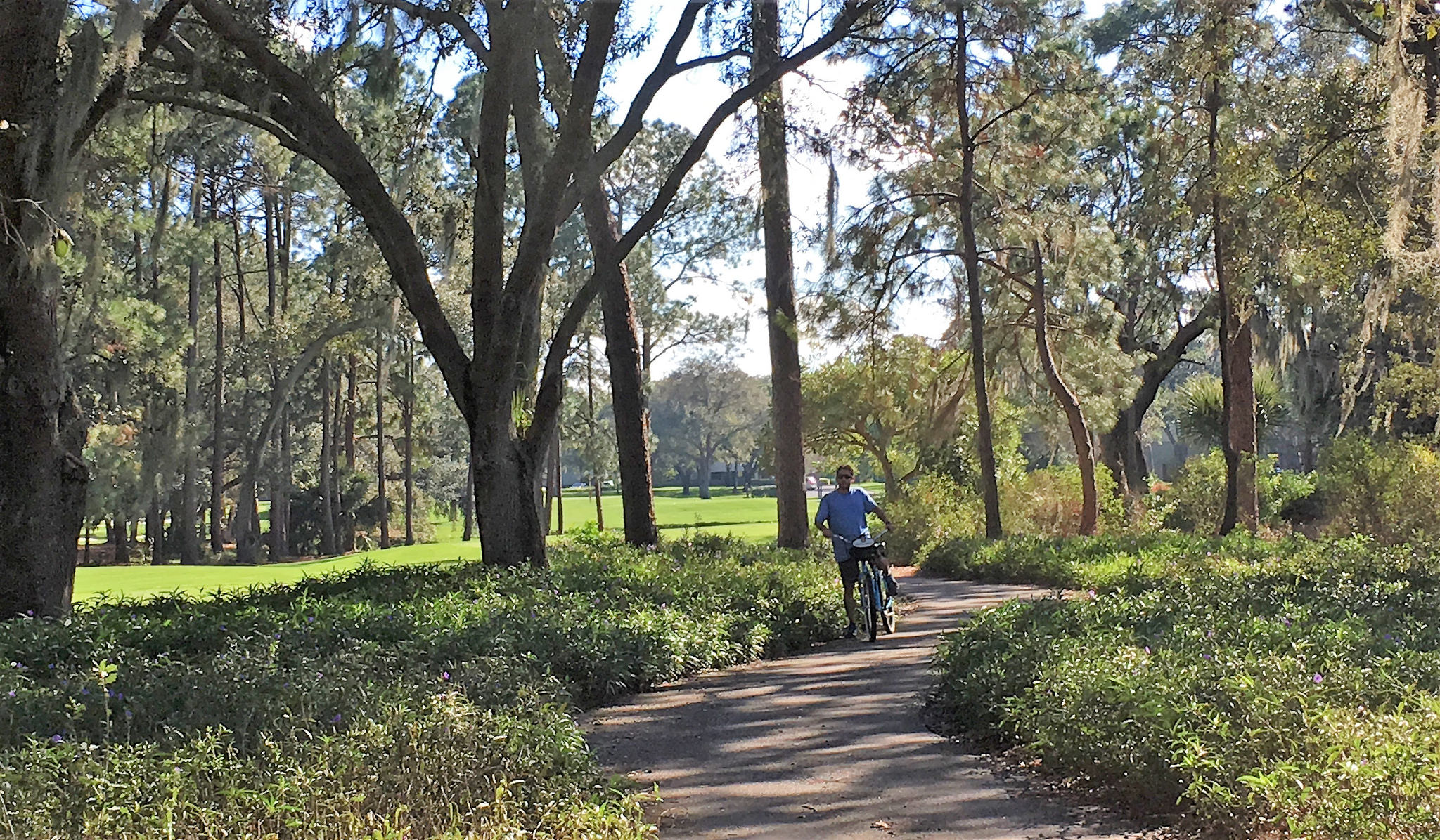 innisbrook golf resort, Couples Getaway, biking