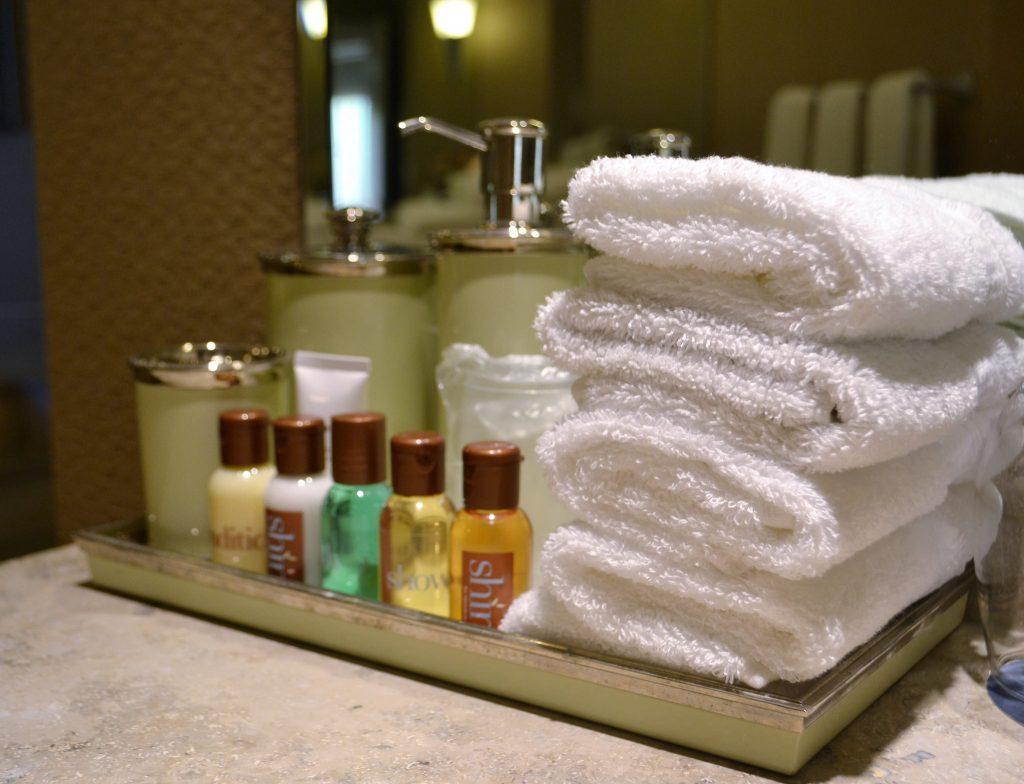 atlantic city - master bath - presidential suite