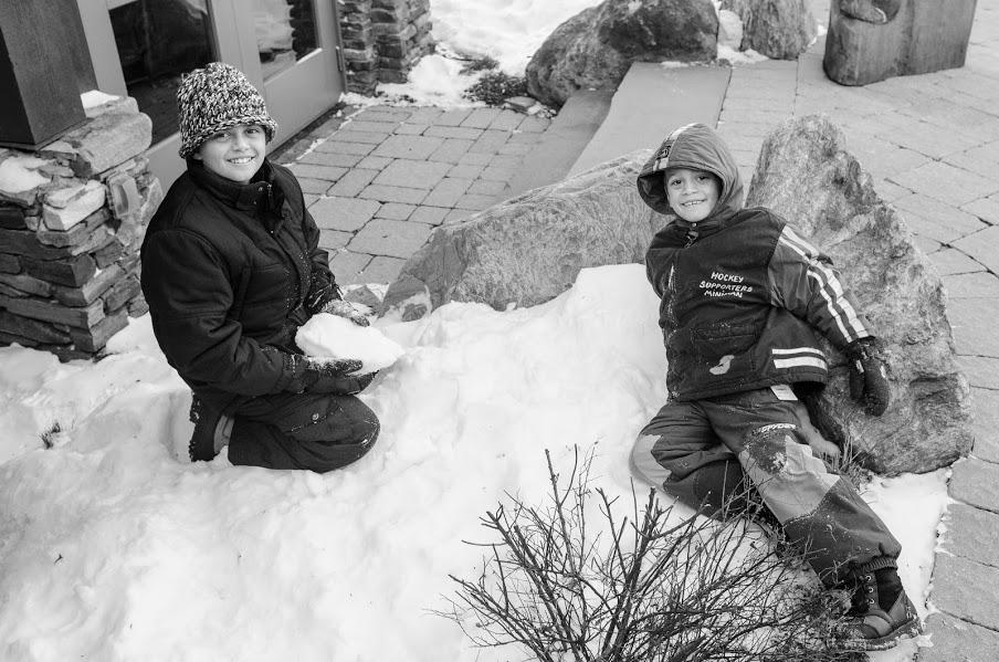 Stowe Mountain Lodge Resort - Snow adventure