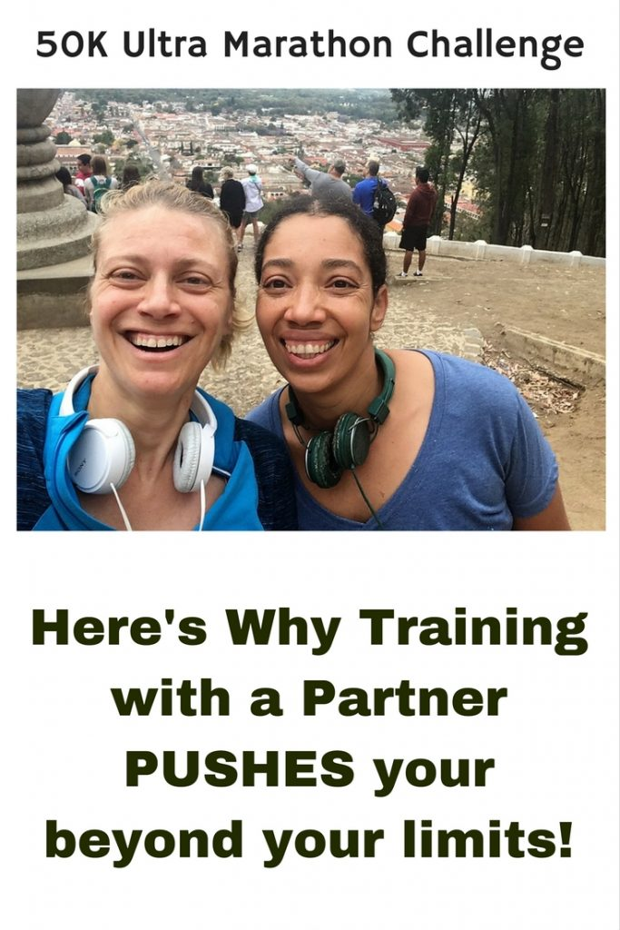 Training with a runny buddy - marathon